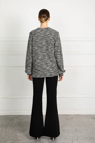 OBTAIN MELANGE SWEATER