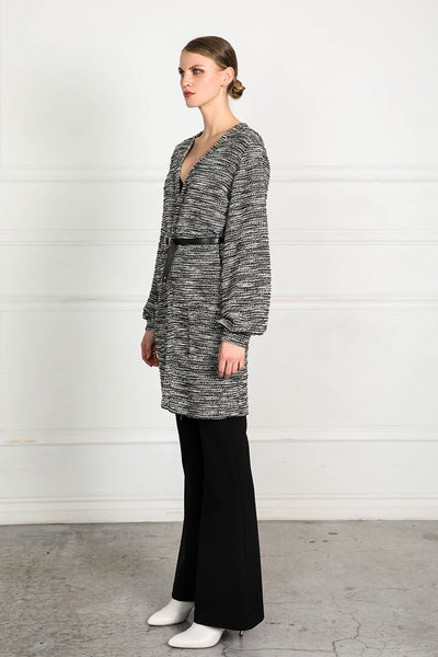 OBTAIN MELANGE CARDIGAN
