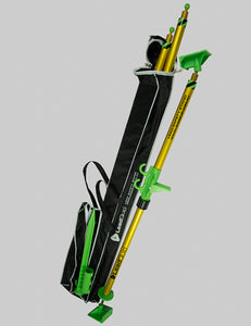 The Leadquip Leadstand Telescopic , a must for 240V  Extension Leads