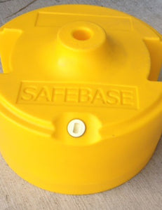 Lead Stand SAFEBASE, a must for 240V  Extension Leads