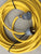 15 meter Yellow 20amp Lead with 20amp plugs, Heavy Duty 240V Extension Lead