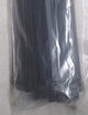 Zip Tie (Cable Tie)  Black 370x4.8mm, Pack Qty 100 (TB3748/100)