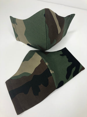Survival Camo Mask