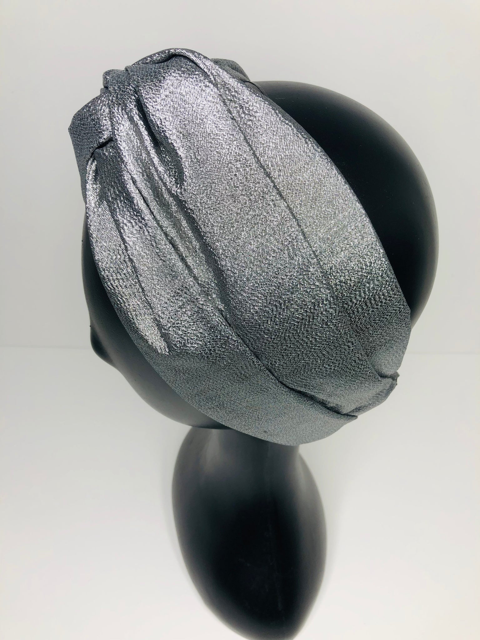 Sterling Turban Headband