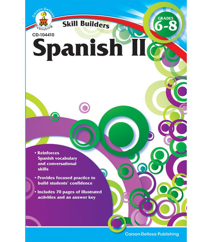 Spanish II Workbook