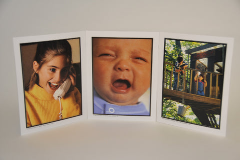 Photographic Learning Cards - Nouns Verbs and Adjectives
