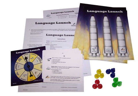 Language Launch