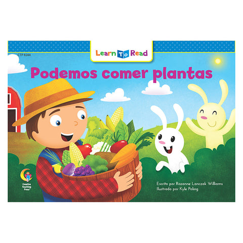 PODEMOS COMER PLANTAS - WE CAN EAT