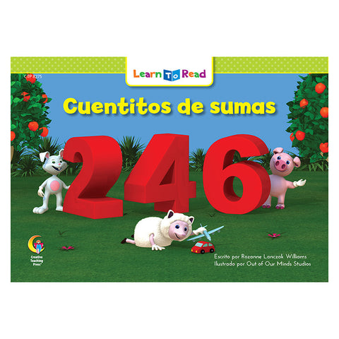 CUENTITOS DE SUMAS - LITTLE NUMBER STORIES ADDITION