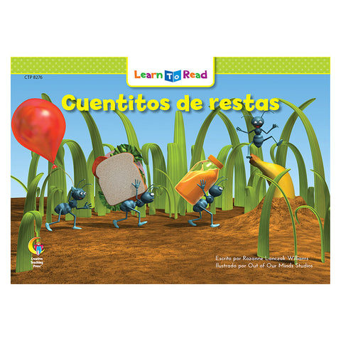 CUENTITOS DE RESTAS - LITTLE NUMBER STORIES SUBTRACTION