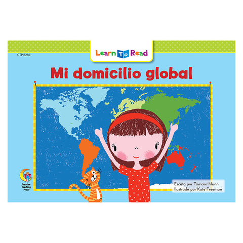MI DOMICILIO GLOBAL - MY GLOBAL ADDRESS