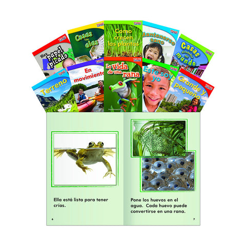 TIME FOR KIDS GR 1 SET 1 10 BOOK