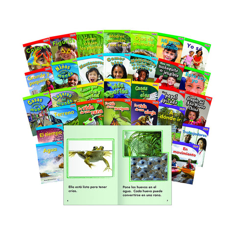 TIME FOR KIDS GR 1 30 BOOK SET