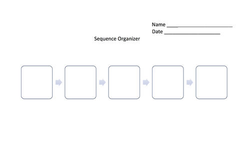 Sequence Organizer