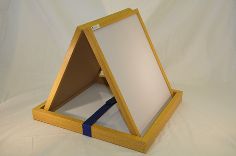 Double-Sided Table-Top Easel