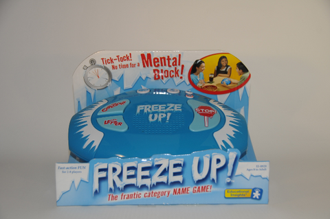 Freeze Up! Language Game