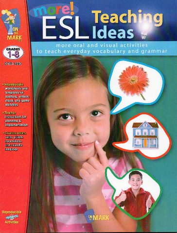 More! ESL Teaching Ideas