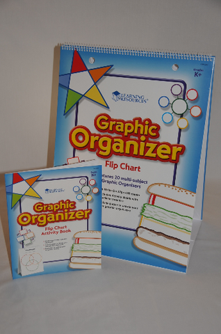 Big Graphic Organizer Flip Chart