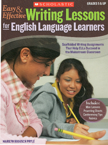 Easy and Effective Writing Lessons for English Language Learners