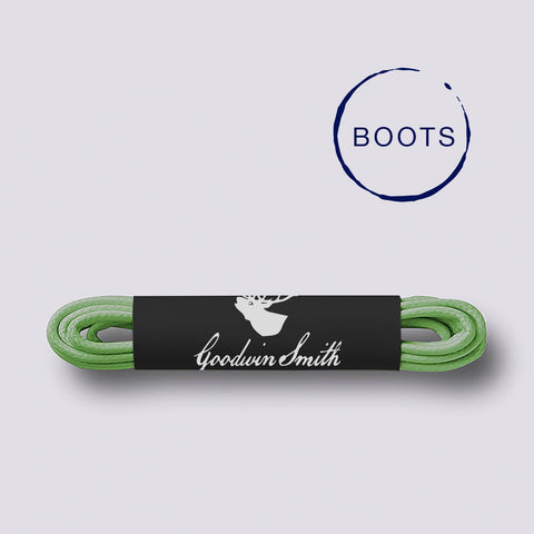 Light Green Boot Laces