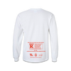 Movie White Longsleeve