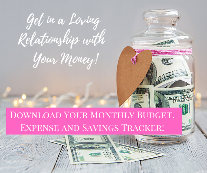 Get Into a Loving Relationship With Your Money in February!