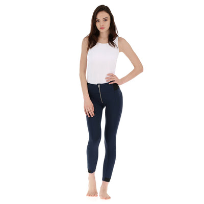 Freddy WR.UP® D.I.W.O.® PRO Fabric High Rise Skinny - Navy