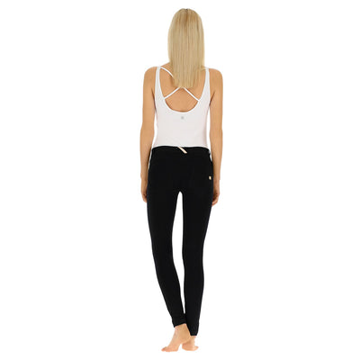 Freddy WR.UP® Regular Rise Skinny - Black
