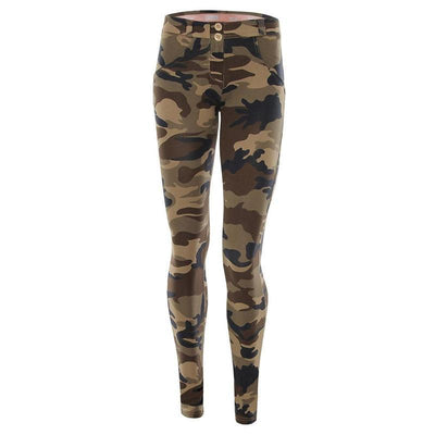 Freddy WR.UP® Regular Rise Skinny - Dark Camo  (COMING SOON)