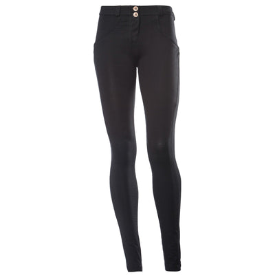 FREDDY WR.UP REGULAR RISE SKINNY - Black - LIVIFY  - 2