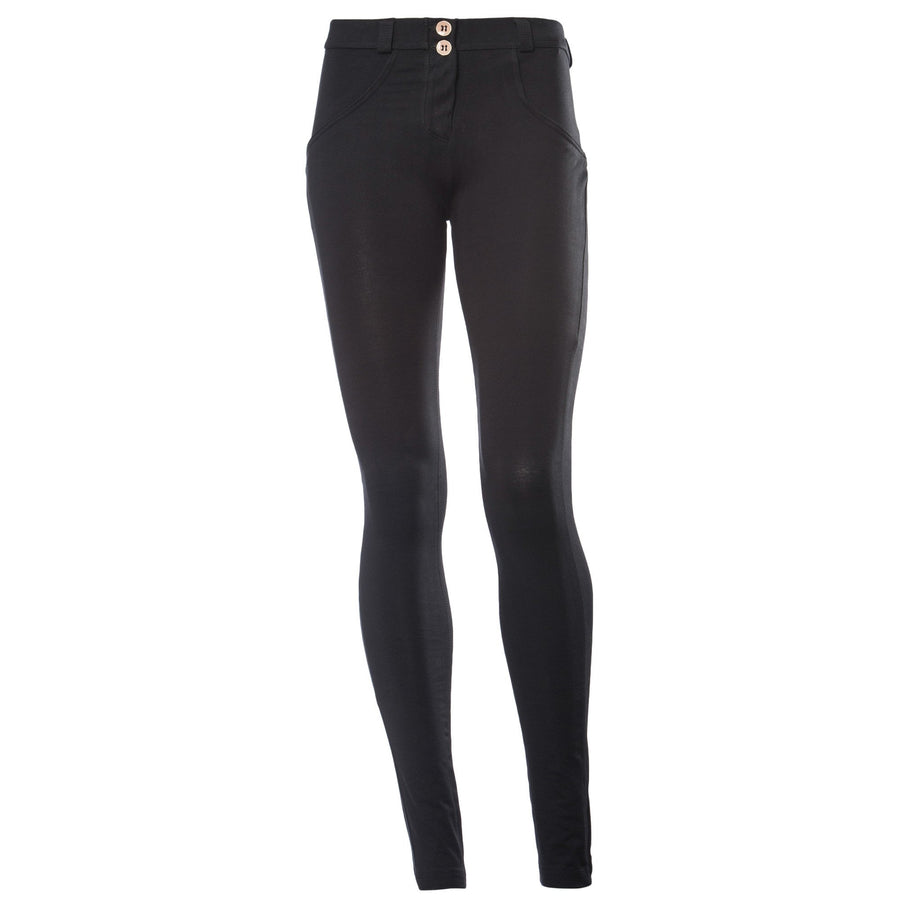 FREDDY WR.UP REGULAR RISE SKINNY - Black - LIVIFY  - 1