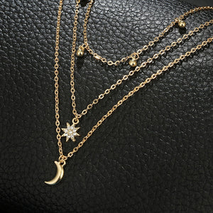 Celestial Dream Necklace - BohoSparkle.com