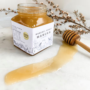 Pure Manuka Honey 125+ MGO 250g