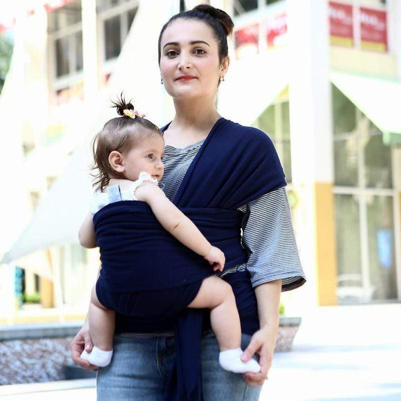 Tryot Back-To-The-Womb™ - The Ultimate Baby Carrier