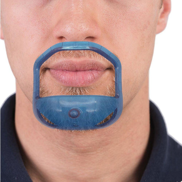 Tryot Beard And Moustache Template