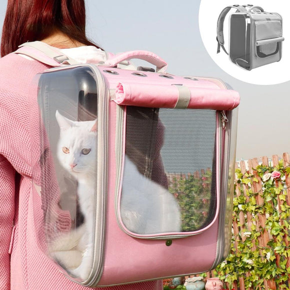 Tryot Breathable Pet Backpack