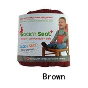 Tryot Brown / Buy 1 GET 50% Off Easy Seat Portable High Chair