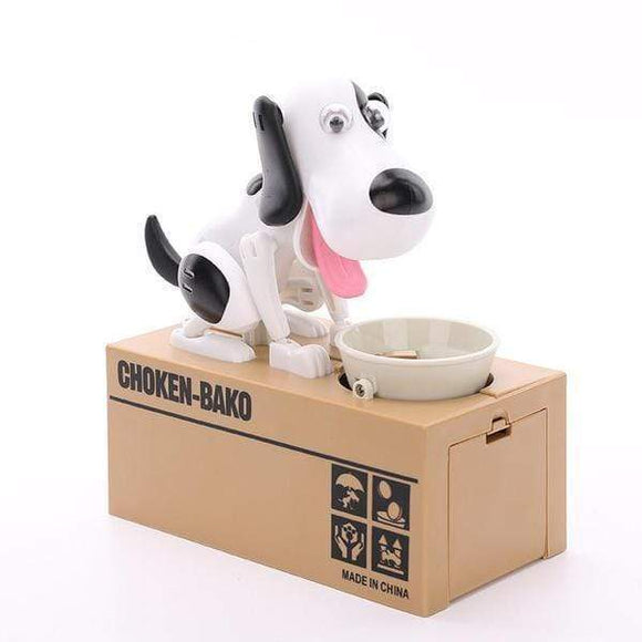 Tryot Dog Coin Bank