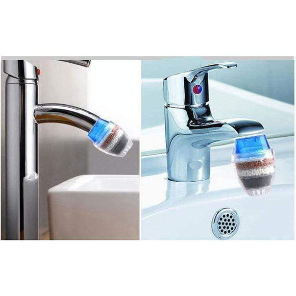 Tryot Faucet Activated Carbon Water Filter