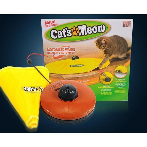 Tryot For All The Cats Who Love Mice
