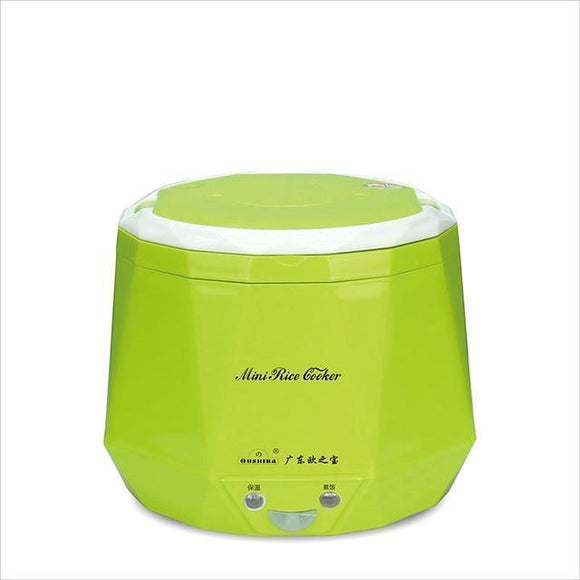 Tryot Green / 12V / Buy 1 GET 50% Off Electric Rice Cooker