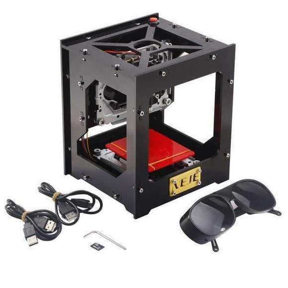 Tryot High Speed Laser Engraver with Protective Glasses