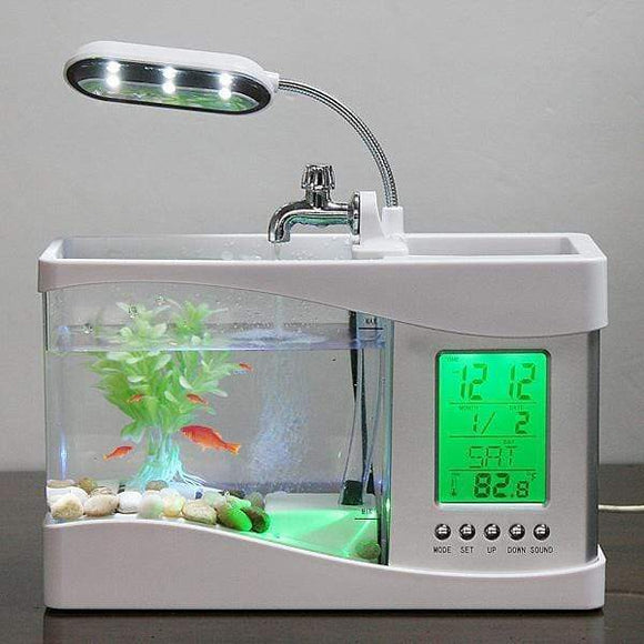 Tryot Intelligent Mini Fish Tank