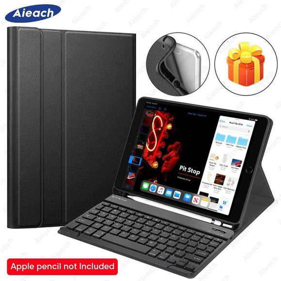 Tryot Keyboard Case For iPad Air 3 Air 2 Air 1 Case With Pencil Holder Bluetooth Keyboard For iPad Air 2019 10.5 Air 1 2 9.7 Case