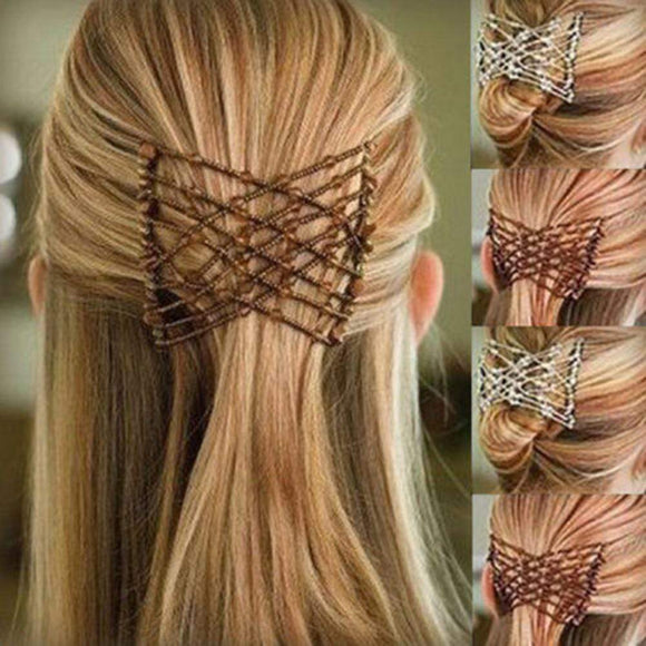 Tryot Magic Elastic Hair Comb