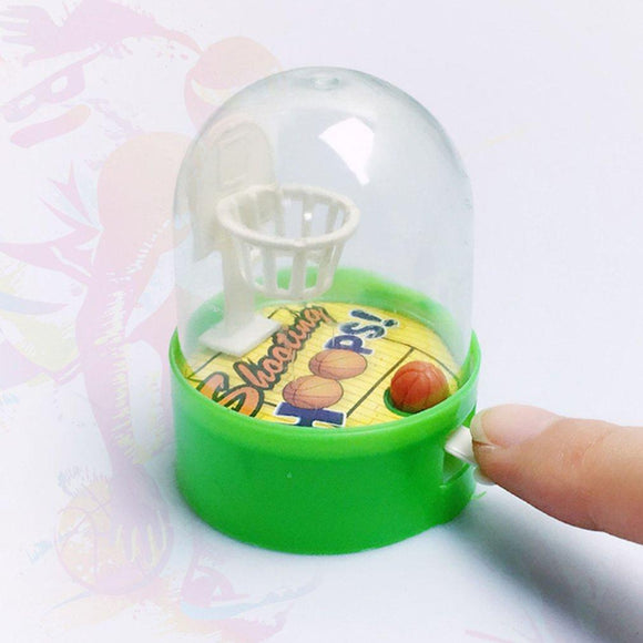 Tryot Mini Pocket Basketball Palm Basketball Shooting Game Children'S Puzzle Desktop Toys Parent-Child Interactive Toys