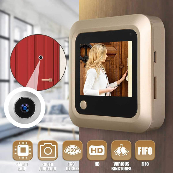 Tryot Peephole camera