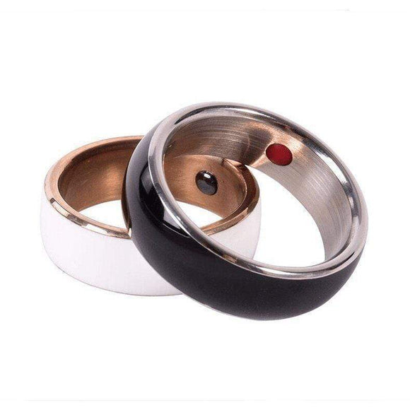 Tryot Size 7 / R3F Black / Buy 1 GET 50% Off Smart Ring