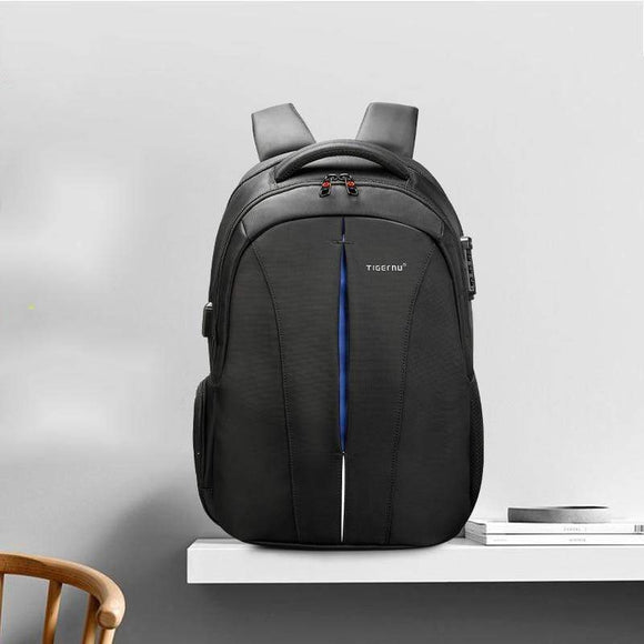 Tryot Waterproof Anti-Theft Backpack
