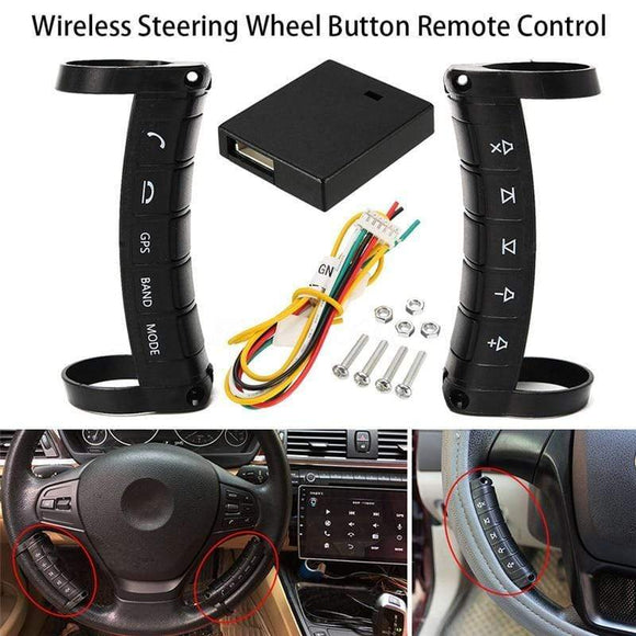 Tryot Wireless Steering Wheel Controller